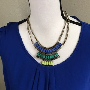 BaubleBar Jewelry - BaubleBar Reversible Statement Necklace!